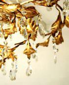 Florentina Metal Ceiling Light