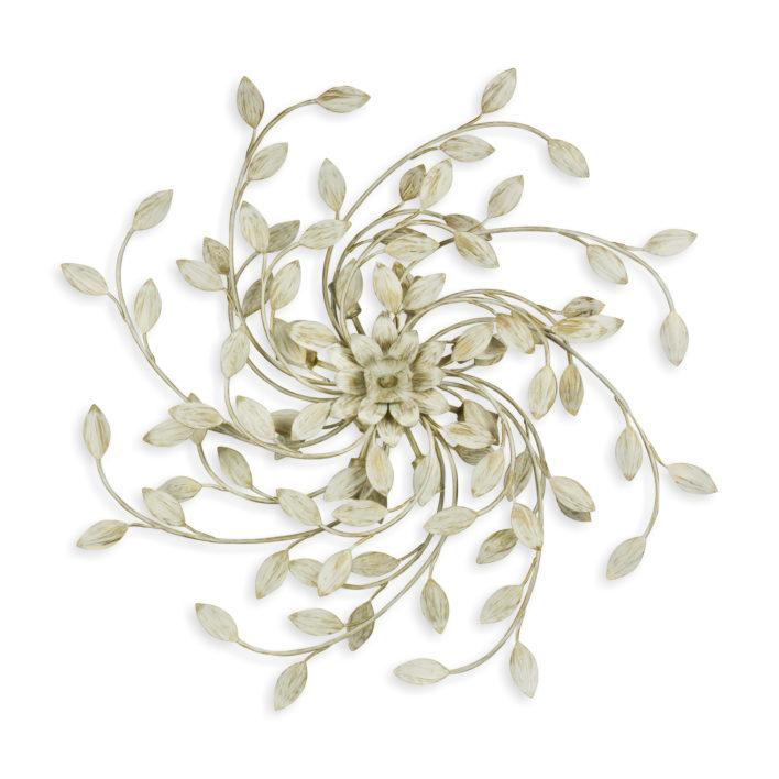 villaverde-london-lotus-metal-ceiling-light-square