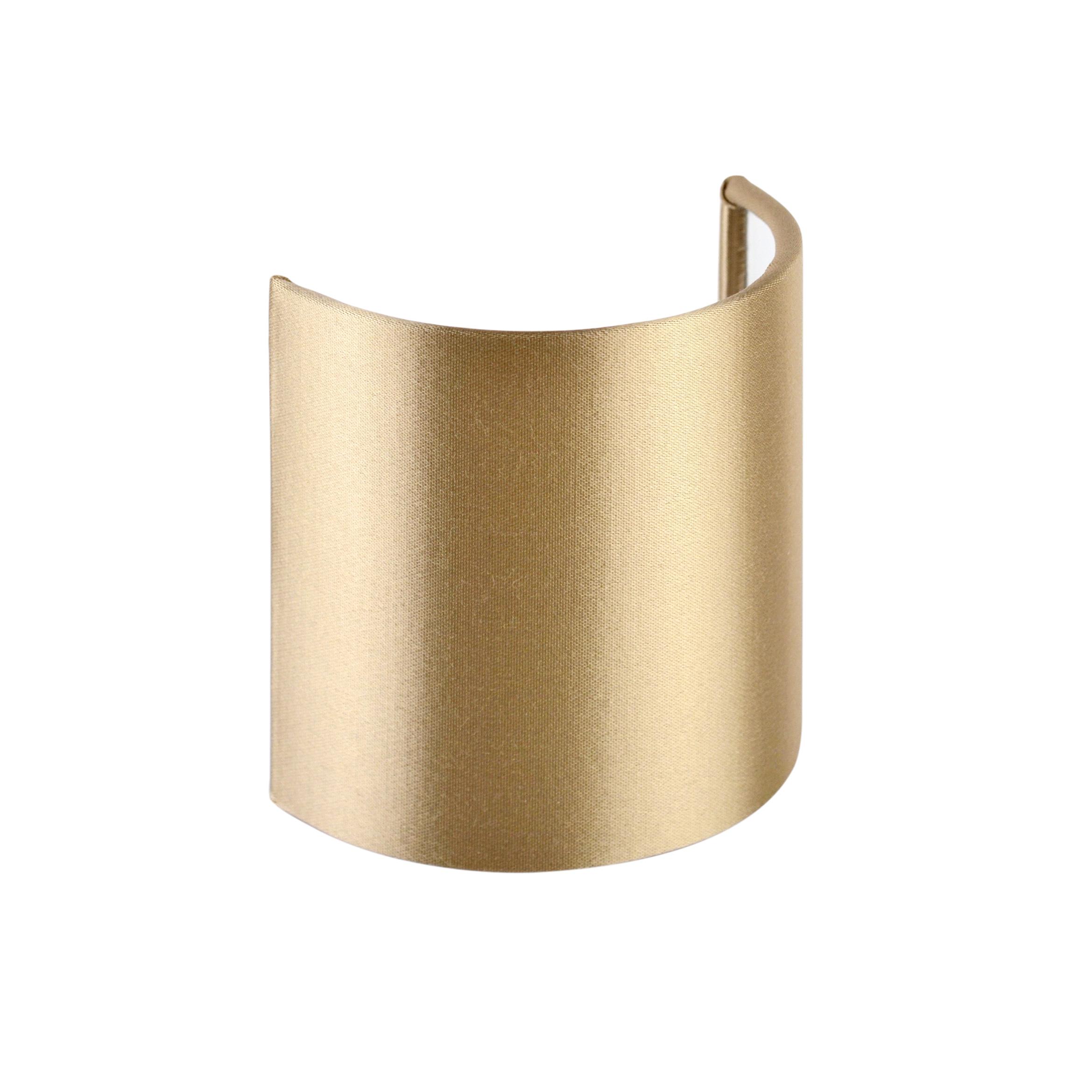 Metal Clip On Lamp Shade: Half Clip-on