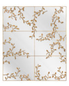 villaverde-london-quadri-mirror-plain-square